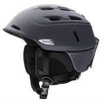 Skihelm Smith Men Camber Matte Charcoal