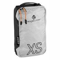 Organiser Eagle Creek Pack-It Specter Tech Cube XS Black/White