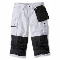 Werkbroek Carhartt Men Emea Mp Ripstop Pirate Pant White