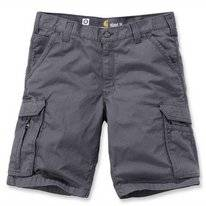 Werkshorts Carhartt Men Force Tappen Cargo Shadow