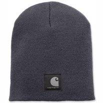 Muts Carhartt Men Force Extremes Knit Hat Shadow