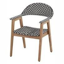 Gartenstuhl Hartman Esmee Dining Chair Natural Teak