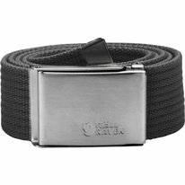 Riem Fjällräven Canvas Belt Dark Grey