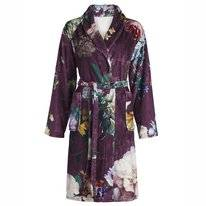Bademantel Essenza Fleur Homecoat Burgundy