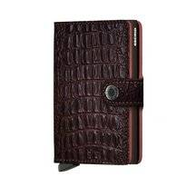 Portemonnee Secrid Miniwallet Nile Brown