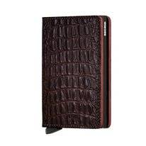 Portemonnee Secrid Slimwallet Nile Brown