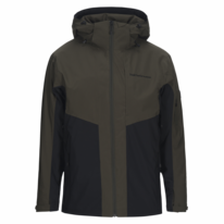 Skijacke Peak Performance  Hipecore+ Maroon Race Forest Night Herren