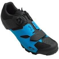 Mountainbikeschoen Giro Men Cylinder Blue Black