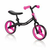 Loopfiets Globber Go Bike Black Pink