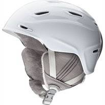 Skihelm Smith Arrival White 2016