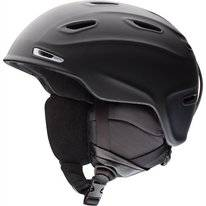 Skihelm Smith Aspect Matte Black