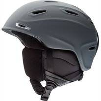 Skihelm Smith Aspect Matte Charcoal