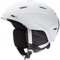 Skihelm Smith Aspect Matte White