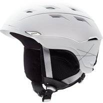 Skihelm Smith Sequel Matte White
