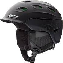 Skihelm Smith Vantage Matte Black 2015