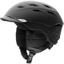 Skihelm Smith Variance Matte Black