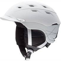 Skihelm Smith Variance Matte White