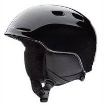 Skihelm Smith Zoom Junior Black