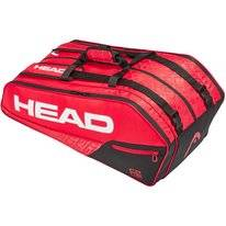 Tennistas HEAD Core 9R Supercombi Red Black