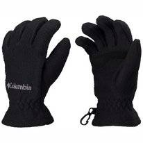 Gant Columbia Youth Thermarator Glove Black