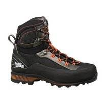 Wandelschoen Hanwag Ferrata II GTX Black Orange
