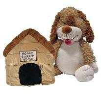 Knuffel Happy Nappers Hond