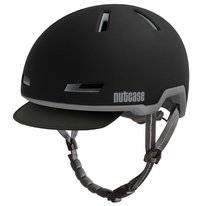 Helm Nutcase Tracer Midnight Black MIPS Matte