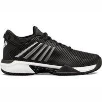 Tennisschoen K-Swiss Men Hypercourt Supreme HB Black White