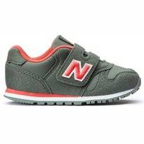 New Balance Kids IV373 CB Green Orange