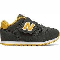 New Balance Kids IV373 FD Green Yellow