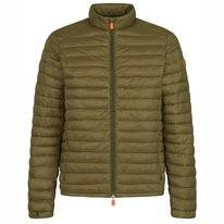 Jacket Save The Duck Men D3243M GIGA8 Dusty Olive