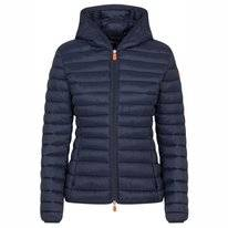Jacke Save The Duck D3362W GIGAX Blue Black Damen