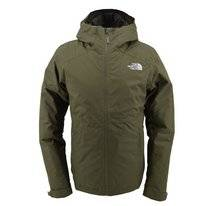 Jas The North Face Men Miller Insulated Jacket New Taupe Green
