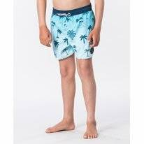 Zwembroek Rip Curl Boys Funny Volley Teal