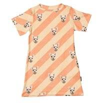 T-Shirt Dress SNURK Kids Alpacas Furreal