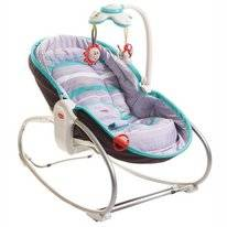 Kinderstoel Tiny Love 3 In 1 Rocker Napper Turquise