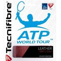 Tennisgrip Tecnifibre Leather Bruin