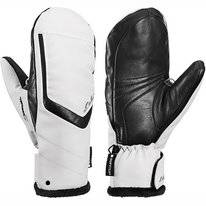 Wanten Leki Stella S Lady Mitt White Black