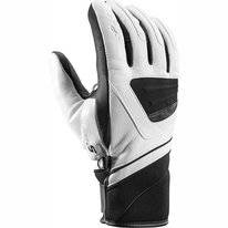 Handschuhe Leki Women Griffin S Lady White Black
