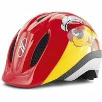Helm Puky Red
