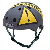 Helm Nutcase Little Nutty Urban Caution