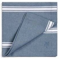 Serviette Marc O'Polo Lovon Smoke Blue