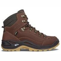 Wandelschoen Lowa Men Renegade GTX Mid Cognac Dark Brown