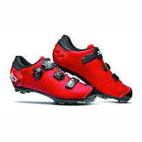 Mountainbikeschoen Sidi Men Dragon 5 SRS Matt Red Black