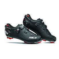 Mountainbikeschoen Sidi Men Drako 2 SRS Carbon Matt Black