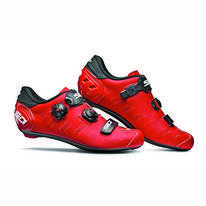 Wielrenschoen Sidi Men Ergo 5 Matt Red Black