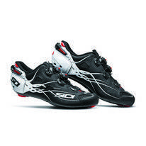 Wielrenschoen Sidi Shot Matt Black White