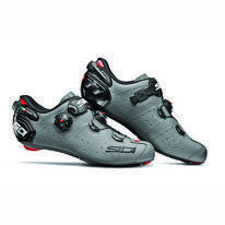 Wielrenschoen Sidi Men Wire 2 Carbon Matt Grey Black