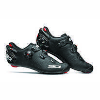 Wielrenschoen Sidi Men Wire 2 Carbon Matt Black