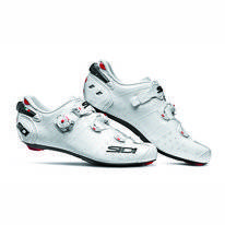 Wielrenschoen Sidi Men Wire 2 Carbon White White